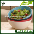 biodegradable salad bowl natural salad bowl set